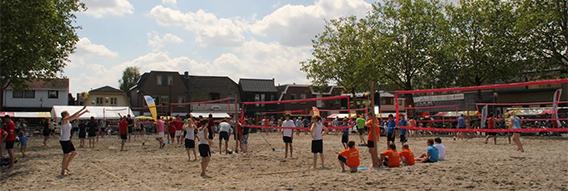 beachvolleybal Nunspeet